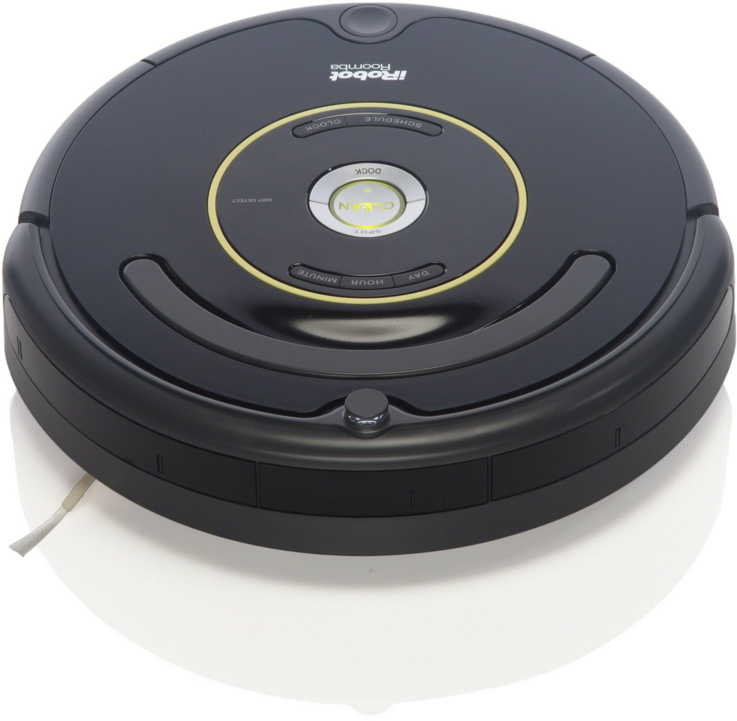 irobot roomba 650 notre avis d 39 expert sur cet aspirateur robot. Black Bedroom Furniture Sets. Home Design Ideas