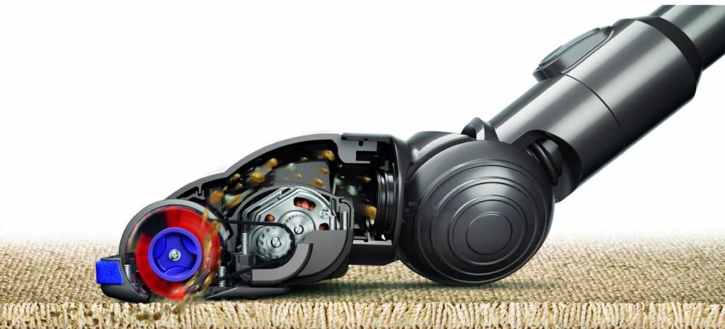 Demontage aspirateur dyson dmontage des charbons for Aspirateur le plus cher