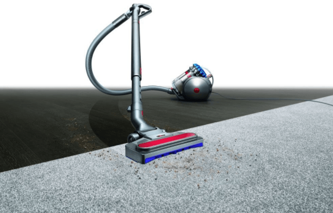 Test Dyson Big Ball Multifloor 2+