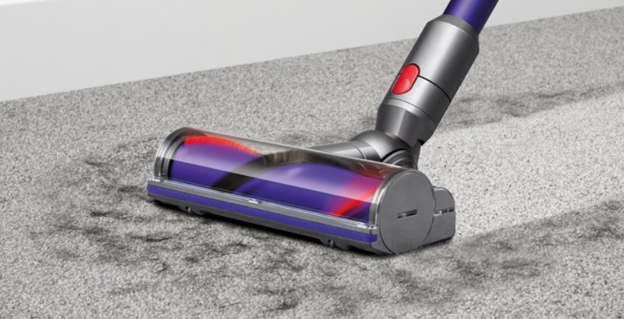 Test Dyson V10 Animal
