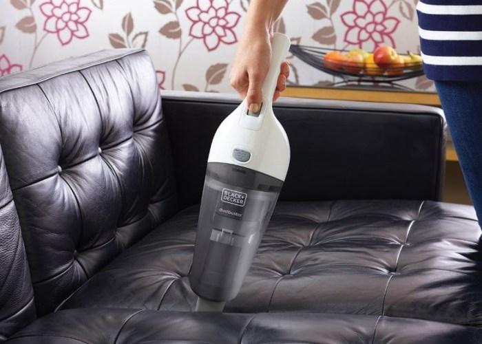 Utiliser le Black et Decker Dustbuster NVB215WN-QW pour effectuer son ménage