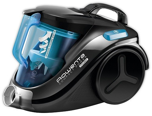 l'aspirateur Rowenta Compact Power Cyclonic