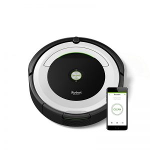 irobot roomba 691 l 39 aspirateur robot au meilleur rapport qualit prix. Black Bedroom Furniture Sets. Home Design Ideas