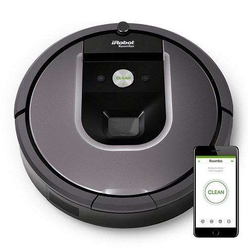 robot aspirateur Roomba 960