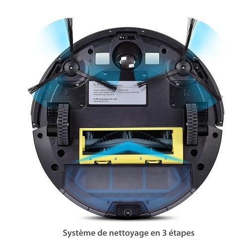système nettoyage iLife A4s