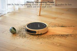 aspiratueur robot proscenic